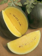 Janosik Yellow Polish watermelon 10 seeds